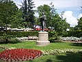 Statue of Pushkin Burgas Sea Garden.jpg