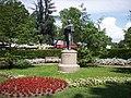 Statue of Pushkin Burgas Sea Garden.jpg