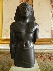 Statue of a ptolemaic king-A 28