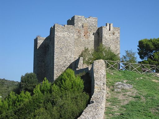 Talamone, Rocca Aldobrandesca