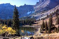 Stella Lake, Great Basin National Park.