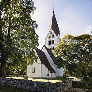 Stenkyrka Church - Image: Stenkyrka kyrka, Gotland 1