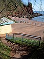 Steps to Watcombe Beach - geograph.org.uk - 754297.jpg