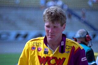 Steve Grissom American racing driver