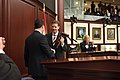 Steve Crisafulli hands the gavel to Andy Gardiner.jpg