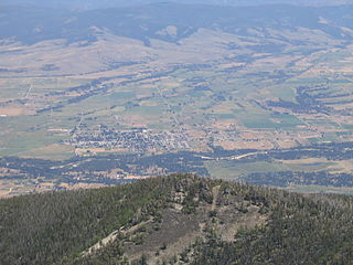 Stevensville, Montana Town in Montana, United States