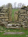 Stile, or gap in the wall - geograph.org.uk - 1256076.jpg