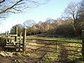 Stile by Buck Wood, Thackley - geograph.org.uk - 133580.jpg
