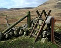 Stile on the Banns Road - geograph.org.uk - 1209035.jpg