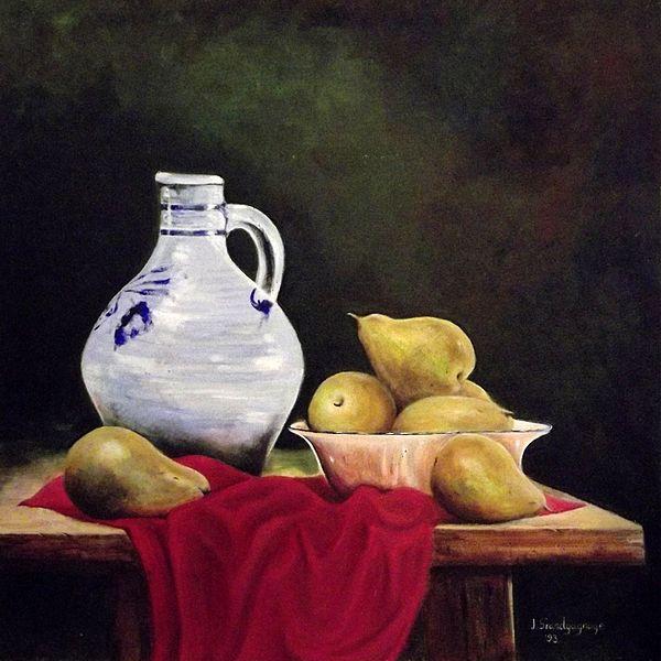 Bestand:Stilleven met peren en kruik-Jules Grandgagnage.jpg