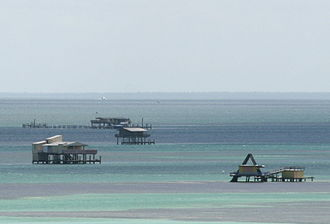Stiltsville - View from the Cape Florida Light