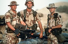 Op GRANBY Veteran T-Shirt Army