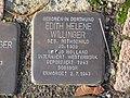 Stolperstein Edith Helene Willinger, 1, Brunnenallee 29, Bad Wildungen, Landkreis Waldeck-Frankenberg.jpg
