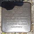 Stolperstein Gelsenkirchen Bismarkstraße 152 Moritz Meyer.JPG