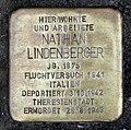 Stolperstein Otto-Braun-Str 76 (Mitte) Nathan Lindenberger.jpg