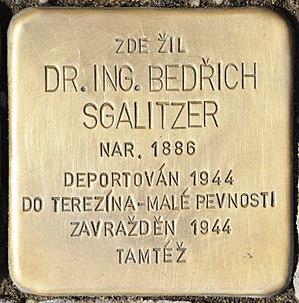 Stolperstein für Bedrich Sgalitzer.jpg