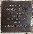 Stolperstein für Frieda Höbel.jpg