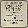 Stolperstein für Rachel Roma Finkelstein (Differdingen).jpg