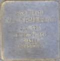 Stolperstein str baumblatt sabina.png