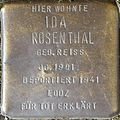 Stolperstein for Ida Rosenthal (Im Dau 12)