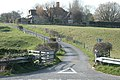 Stone Bridge leading on to the Isle of Oxney - geograph.org.uk - 405516.jpg