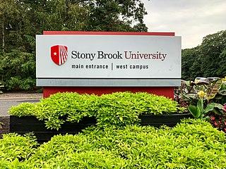 Campus of Stony Brook University
