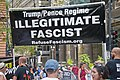 Stop Brett Kavanaugh Rally Downtown Chicago Illinois 8-26-18 3448 (42505507690).jpg