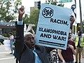 Stop racism, Islamophobia and war (29715029146).jpg