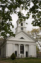 Stow MA First Parish Church