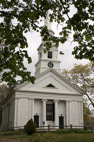 Stow, Massachusetts - First Parish Church