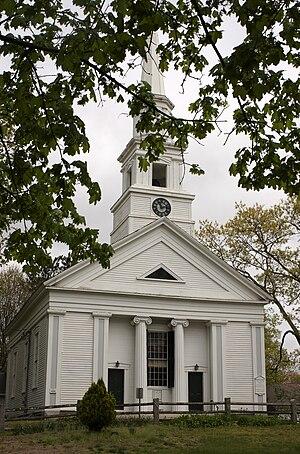 Stow, Massachusetts - First Parish Church