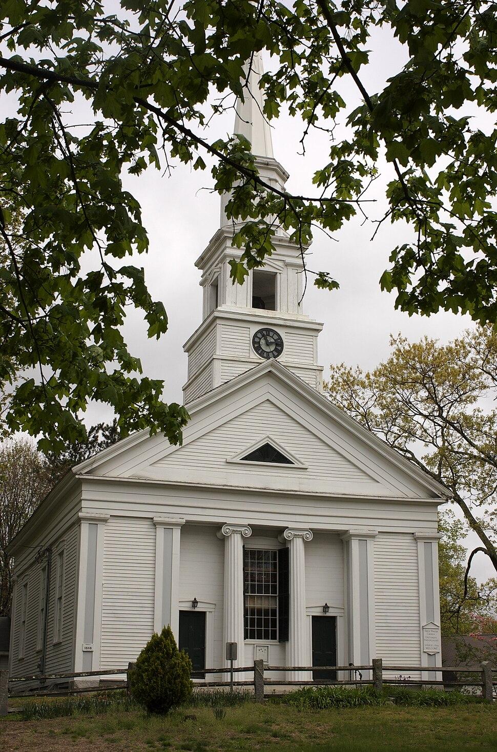 Stow MA First Parish Church
