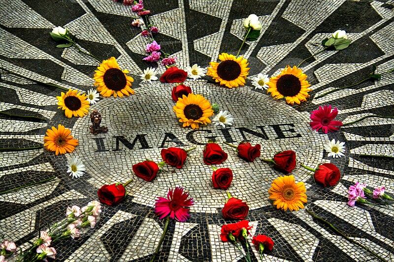 Imagine Memorial Central Park