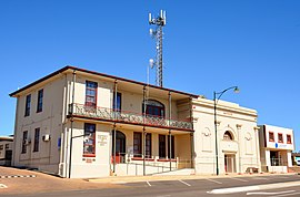 Streaky Bay District Council office, 2017 (01).jpg