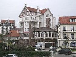 Street scene in De Haan, Belgium.jpg