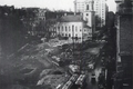 Streetcars diverted around Park Street station construction, 1896.png