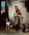 Strzałecki A fiddler.jpg
