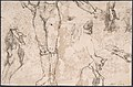 Studies of Female Nude, Hands, and Male Torso (recto); Landscape (verso) MET DP802642.jpg