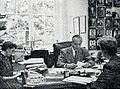 Styles Bridges in his office, Aneka Amerika 102 (1957), p10.jpg