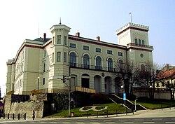 Sułkowski Castle, Bielsko-Biała 3.jpg