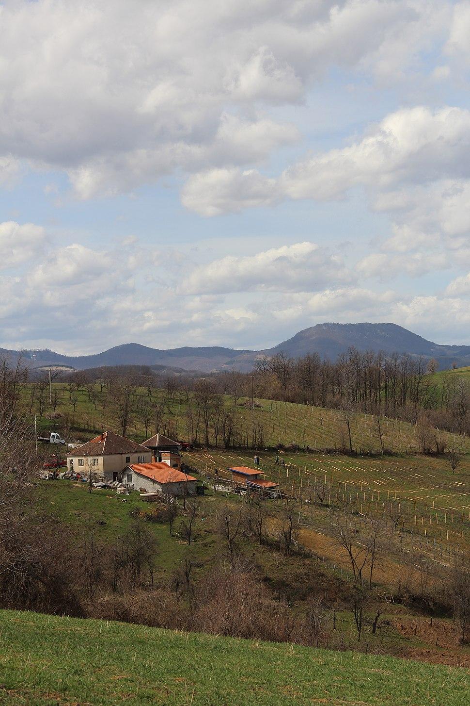 Sušica - opština Valjevo - zapadna Srbija - panorama 12