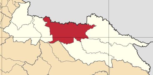 Mapa Lago Agrio
