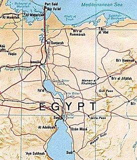 War of Attrition 1967–1970 war between Israel and Egypt