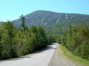 Sugarloaf Mountain (Franklin County, Maine) - Image: Sugarloaf ski resort Maine