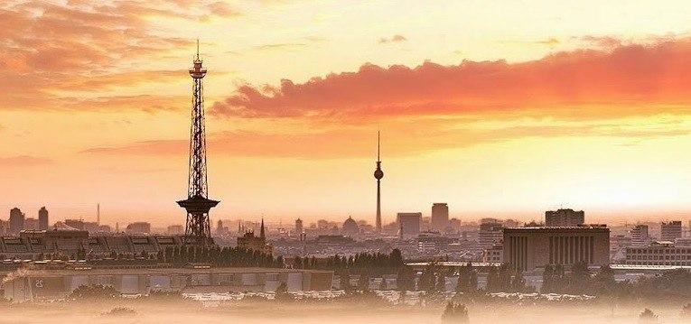 Sunrise Berlin 2014