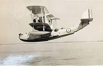 Supermarine - Supermarine Southampton
