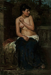 Susanna. Studie