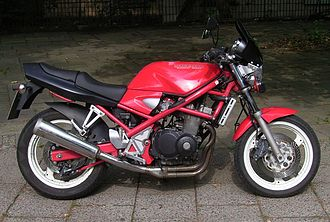 Suzuki Bandit series - 1991 Suzuki GSF400