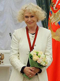 Svetlana Nemolyaeva Soviet and Russian actress