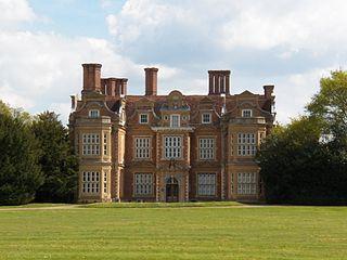 Grade I listed historic house in Ickenham, London